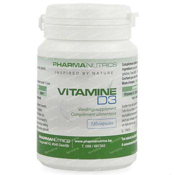 PharmaNutrics Vitamine D3 240 capsules