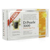 Pharma Nord D-Pearls 3000 + 40 Gélules GRATUITEMENT 120+40  capsules
