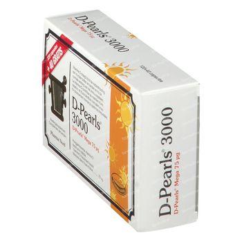 Pharma Nord D-Pearls 3000 + 40 Capsules GRATIS 120+40 capsules