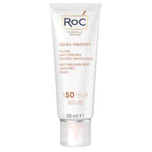 RoC Soleil-Protect Fluide Anti-Taches Brunes Unificateur 50 ml