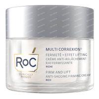 RoC Multi Correxion Fermeté + Effet Lifting Crème Anti-Relâchement Raffermissante 50 ml