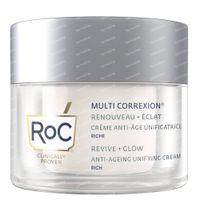 RoC Multi Correxion Renouveau + Éclat Crème Anti-Age 50 ml