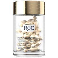 RoC Retinol Correxion Soin Lissant Sérum Nuit 10  capsules