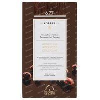 Korres Argan Oil Advanced Colorant 6.77 Gianduja 1  set