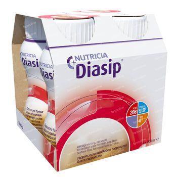 Diasip Cappuccino New Model 4x200 ml