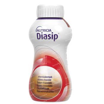 Diasip Chocolate New Model 4x200 ml