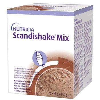 Scandishake Mix Chocolade 6x85 g