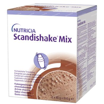 Scandishake Mix Chocolat 6x85 g