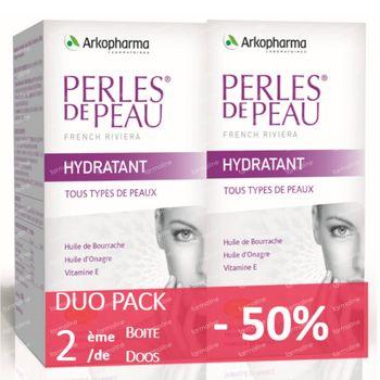 Expert Skin Perles De Peau Hydratant DUO 2x200 capsules
