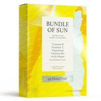 Ultractive Bundle of Sun - Immunité Pendant les Mois d'Hiver les Plus Sombres 30  comprimés
