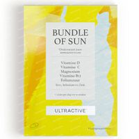 Ultractive Bundle of Sun - Immuniteit Tijdens de Donkere Wintermaanden 90  tabletten