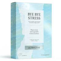 Ultractive Bye Bye Stress - Kortstondige Spanningen en Stress 30  tabletten