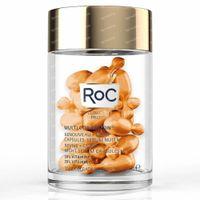 RoC Multi-Correxion Revive + Glow Night Serum 30  capsules