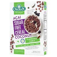 Orgran Cornflakes Açai - Kokosnoot Suikervrij 200 g