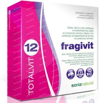 Soria Hair Potency - Fragivit - Totalvit 12 28 comprimés