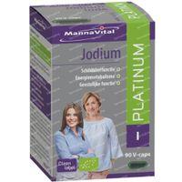 Mannavital Iode Platinum 90  capsules