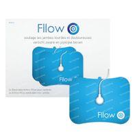Paingone Fllow – Electrodes Arthro-Fllow – Soulage l'Arthrose du Genou 2 pièces