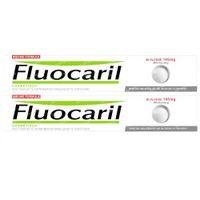 Fluocaril Dentifrice Blancheur Bi-Fluoré 145mg DUO 2x75 ml