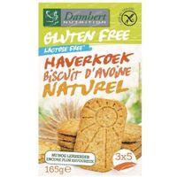 Damhert Biscuit d'Avoine Naturel sans Gluten 165 g