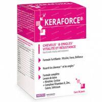 Ineldea Santé Naturelle Keraforce Cheveux & Ongles 90  capsules