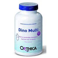 Orthica Dino Multi 120 kauwtabletten