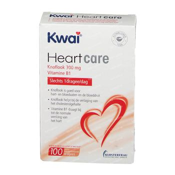 Kwai one a day 300 mg 100 dragees