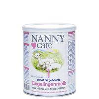 Nannycare Zuigelingenmelk van geiten 1 400 g