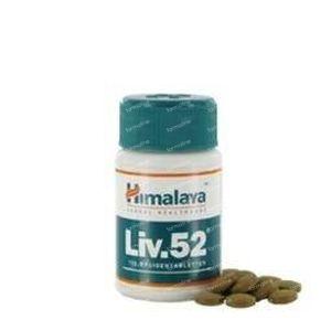 Holisan Liv 52 100 tabletten