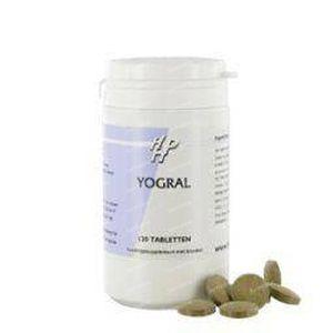 Holisan Yogral 120 tabletten