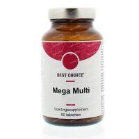 Best Choice Mega multi 60  tabletten