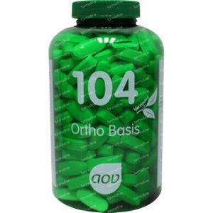 AOV 104 Ortho Basis Multi 270 tabletten