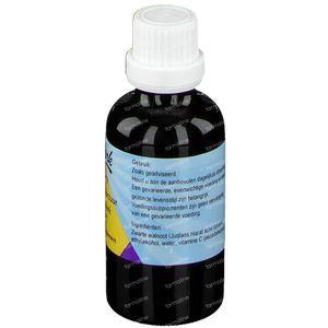 Clark Zwarte walnoottinctuur extra sterk 50 ml