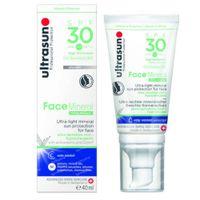 Ultrasun Face Mineral Zonnecrème SPF30 40 ml