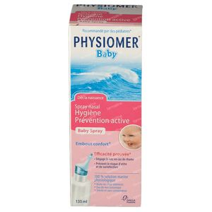 Physiomer Iso Baby Spray GRATIS Angeboten 135 ml