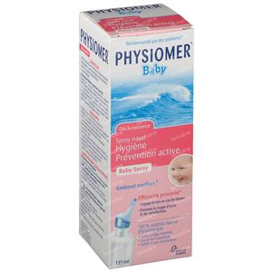 Physiomer Iso Baby Spray Offer GRATUITEMENT 135 ml