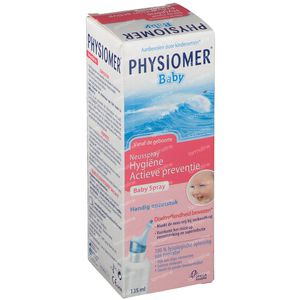 Physiomer Iso Baby Spray FREE Offer 135 ml