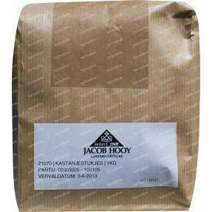 Jacob Hooy Kastanje stukjes 1000 g