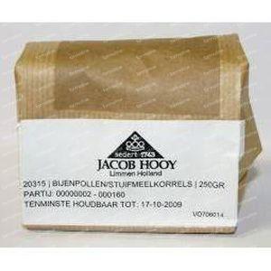 Jacob Hooy Bijenpollen/stuifmeelkorrels 250 g