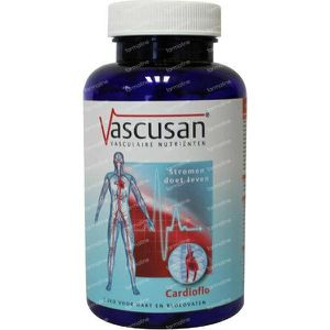 Vascusan Cardioflo 150 tabletten
