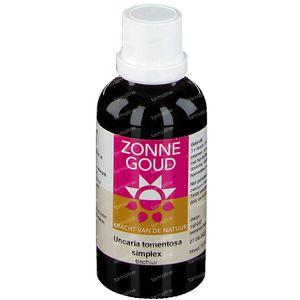 Zonnegoud Uncaria tomentosa simplex 50 ml