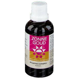 Zonnegoud Anserina complex 50 ml
