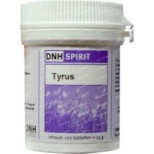 DNH Tyrus spirit 140 tabletten