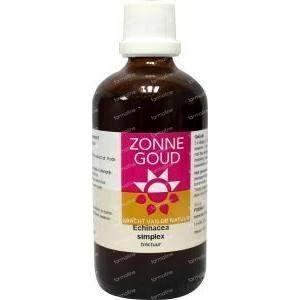 Zonnegoud Echinacea tinctuur 100 ml