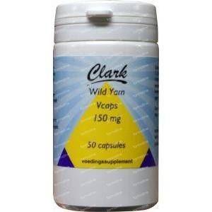 Clark Wilde yam 250 mg 50 vcaps