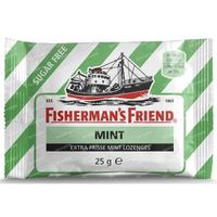 Fishermansfriend Mint suikervrij 25 g