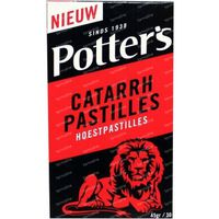 Potters Catarrh 45 g