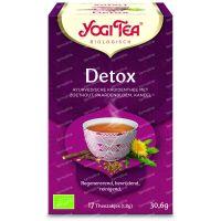 Yogi Tea Detox bio 17  zakjes