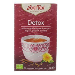 Yogi Tea Detox 17 zakjes