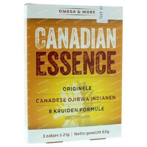 Omega & More Canadian essence 3 x 21 gram 3 g Zakjes