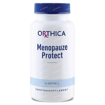 Orthica Menopauze protect 60 softgels
